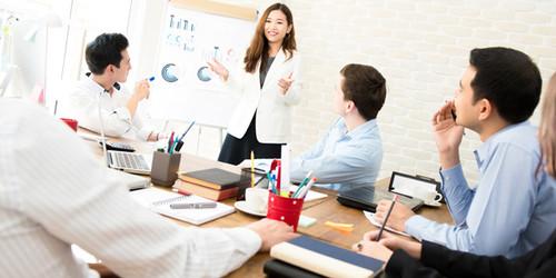 Besonderheiten bei Präsentationen im internationalen Business Kontext